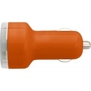 Autós USB töltő